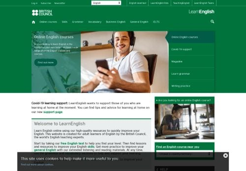 Learn English Online | British Council